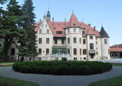 Dvorac Mailath, Donji Miholjac