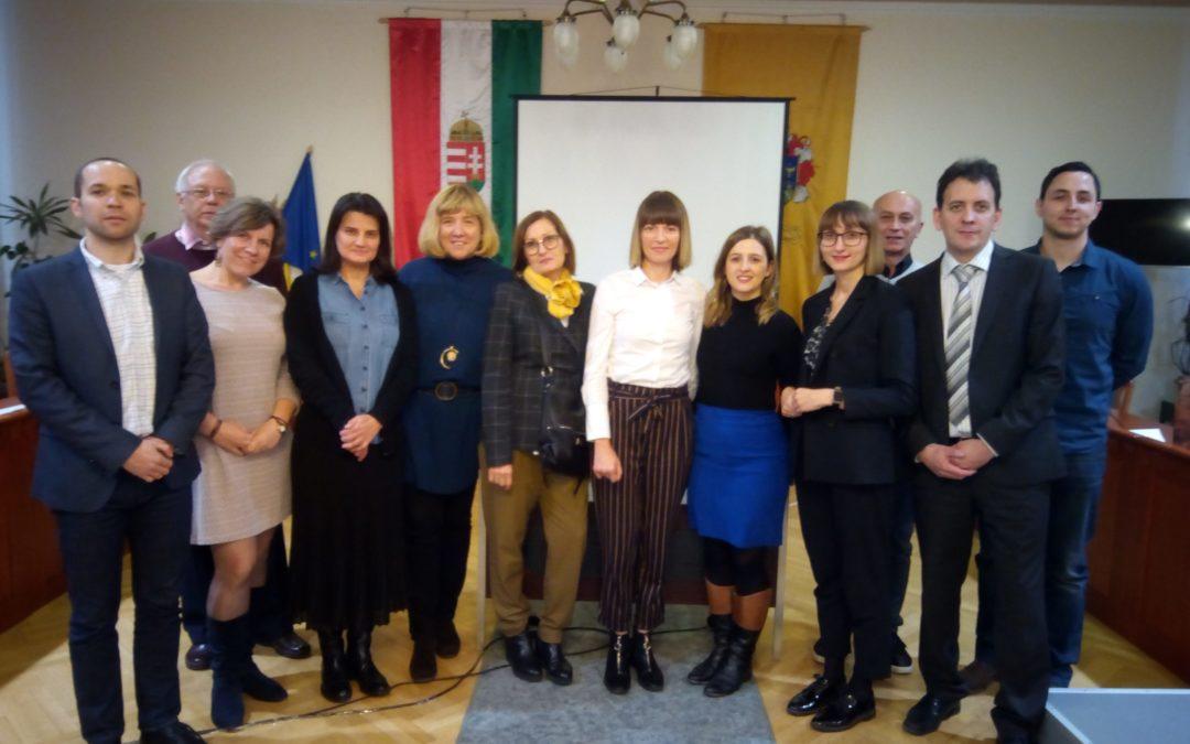 """Barcs, Mađarska – održana početna Konferencija prekograničnog projekta """"EV13 GAP"""""""