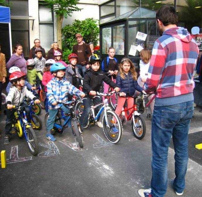 """""""Školica sigurnog bicikliranja"""" na prvom zagrebačkom festivalu za male i velike """"ZGodionica"""""""