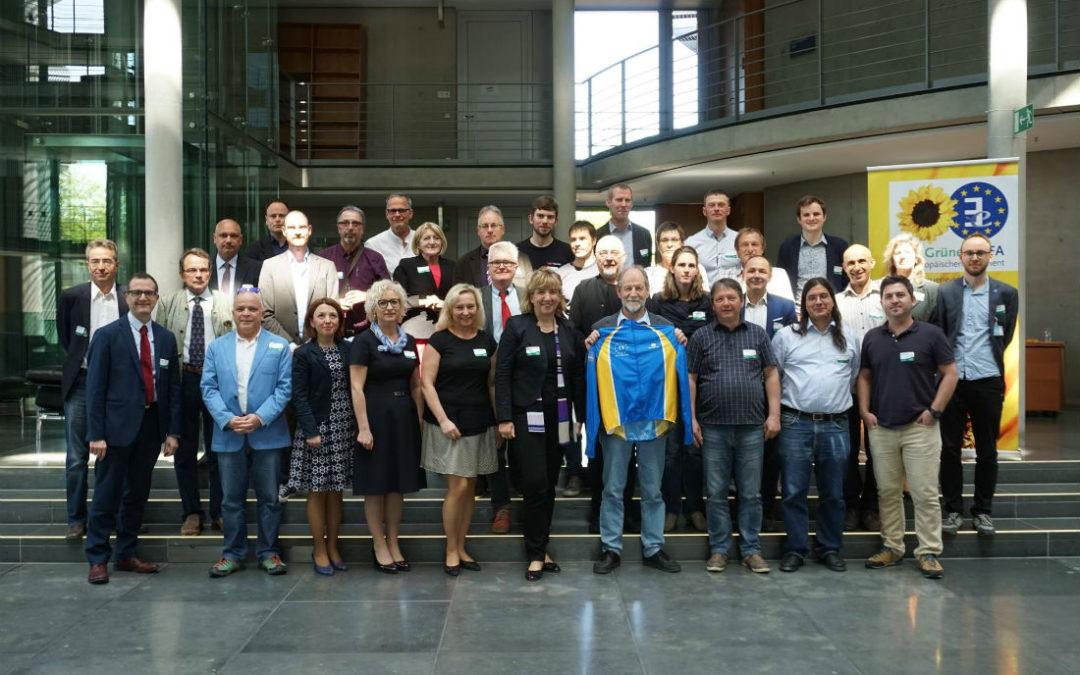 """U Berlinu održana """"1. konferencija EuroVelo 13"""""""