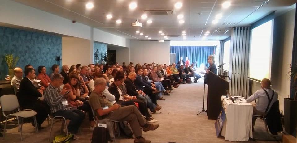 Hrvatska u jakom sastavu poduzetnika u cikloturizmu i predstavnika Koordinacijskog tijela na EuroVelo konferenciji 2018. u Hasseltu
