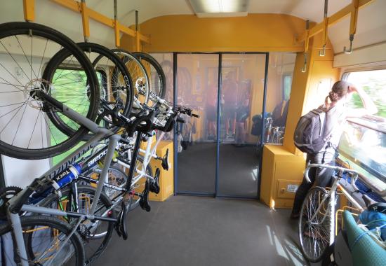 Europski parlament izglasao odluku o boljem pristupu biciklom na vlak