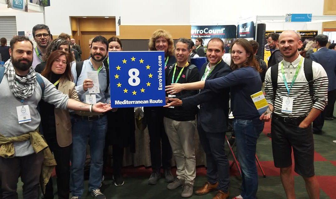 Predstavnici Koordinacijskog tijela za razvoj cikloturizma na Velo-City konferenciji 2019. u Dublinu