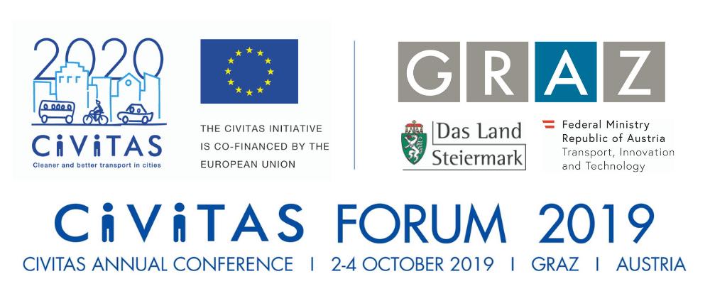 """""""CIVITAS FORUM"""" održava se u Grazu od 02.-04. listopada 2019."""