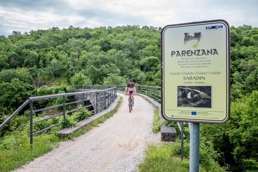 Dođite u Istru na rekreativni biciklistički maraton Parenzana 29. rujna 2019.