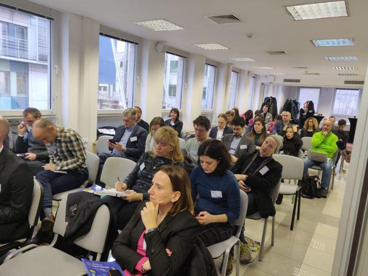 Uspješna radionica za donositelje odluka o razvoju cikloturizma u MED regiji održana u Bruxellesu