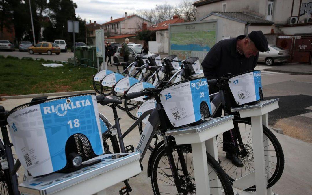 Odredišta 21. stoljeća na Mediteranskoj biciklističkoj ruti u Hrvatskoj