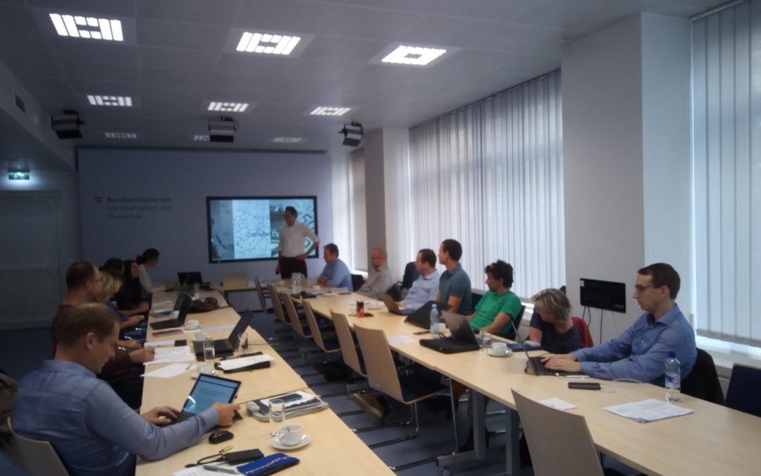 """Danube Cycle Plans"", Interreg Danube Transnational Program"