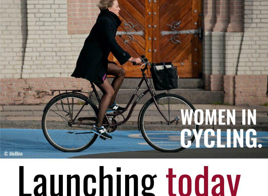 """Digitalno lansiranje inicijative """"Žene u biciklizmu"""""""